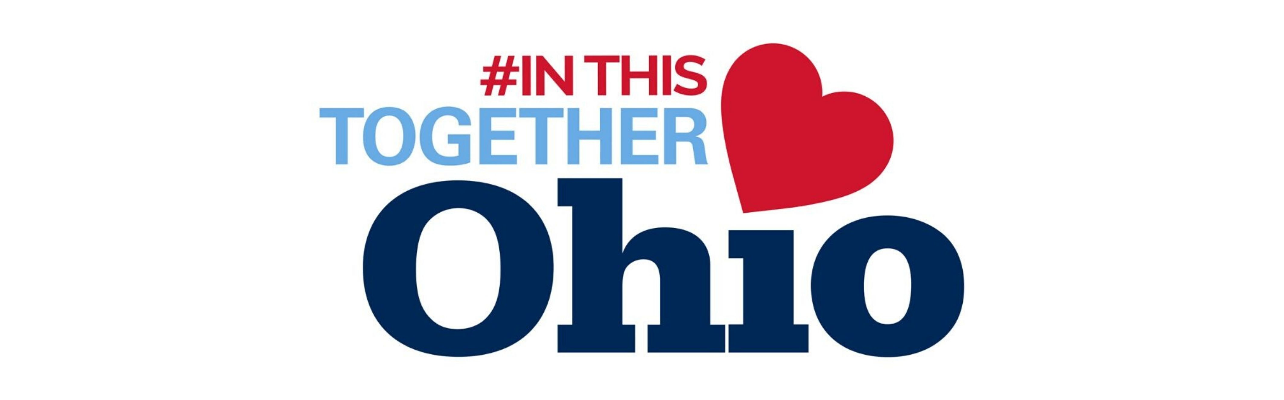 in this together ohio graphic